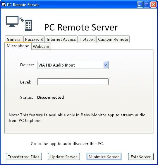 PC Remote Free