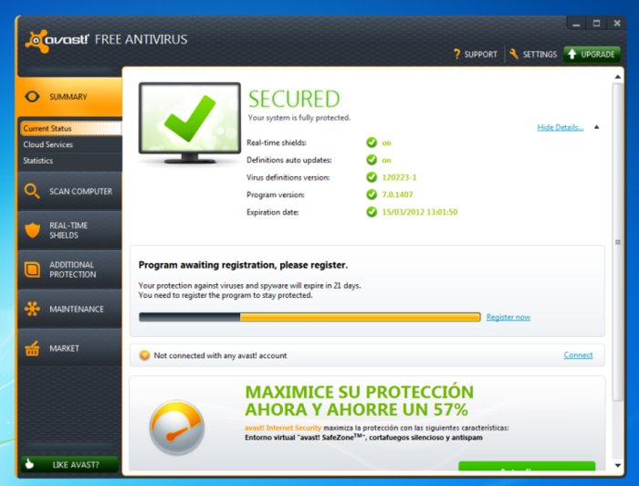 Avast Antivirus Free Download For PC, Mac, Android, iOS, windows