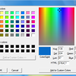 Pixie Color Picker Free Download online color picker