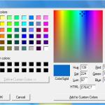 Pixie Color Picker Free Download online color picker