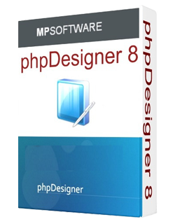 PhpDesigner 8 Free Download crack file for windows