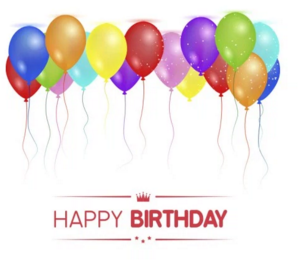 Happy birthday ballons imagesHappy birthday ballons images