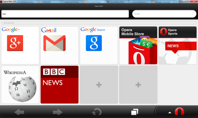 Opera Mini Fast web Browser