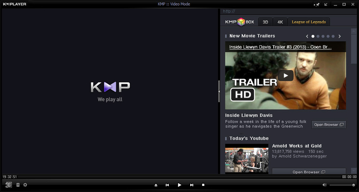KMPlayer Free Download For Windows