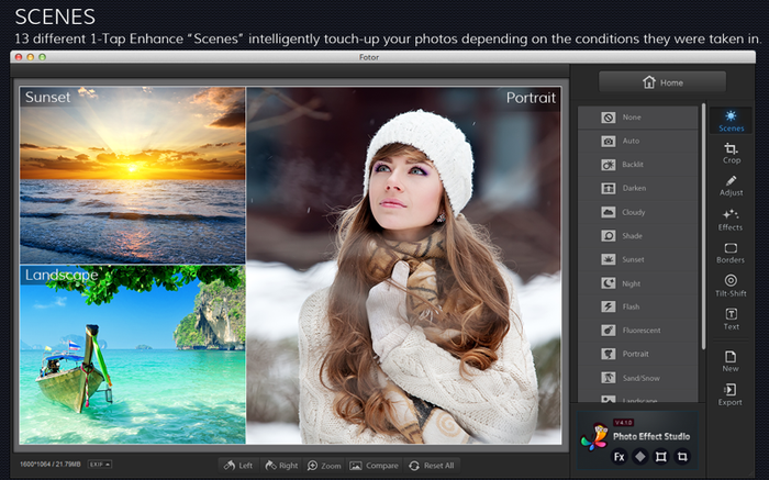 Fotor photo editor free download for windows free games Free photo software