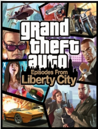 GTA Vice City Liberty City