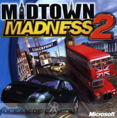 Midtown Madness 2 Game Download For PC or Laptop Windows