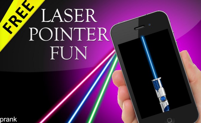 Laser Flash Light Prank Download