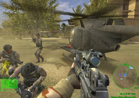 Download Team Apache Game