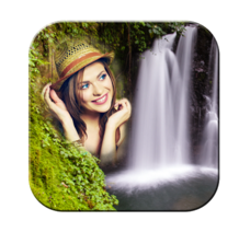 Waterfall Photo Frames download APK for Android