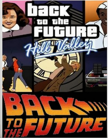 GTA Vice City Back To The Future Mod