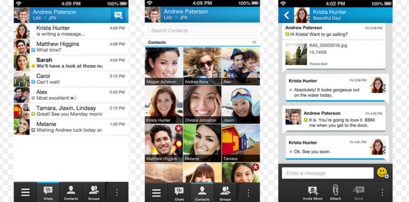 Free download BBM APK for Android