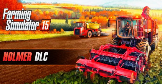 Farming Simulator 15 Holmer Game Download for PC