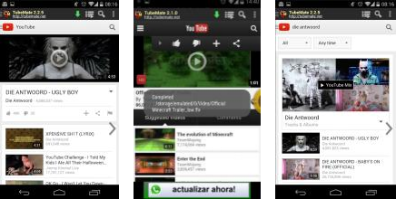 Download Free TubeMate - YouTube Downloader