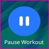 Map My Fitness app