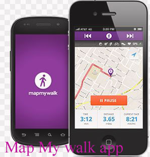 Map my walk app download for Android and download Apk file