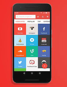 SnapTube APK latest version download for Android and PC