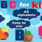Top 20 ABC Game Apps With Bini Alphabet Learning Learn ABC and Letter Sounds Game For Kids