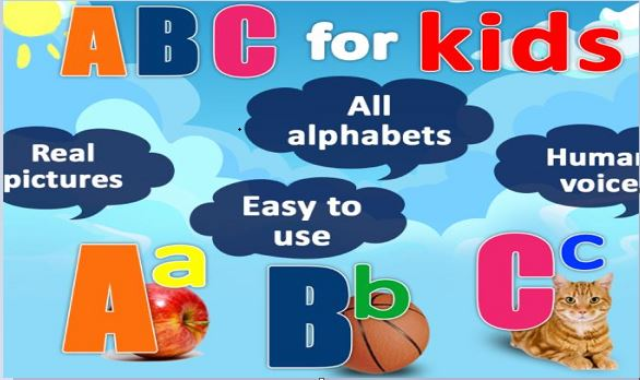 ABC game apps for kids