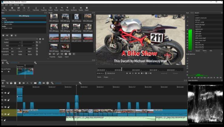 blender video editing software windows 10