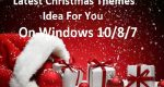 Christmas Themes for Windows 10