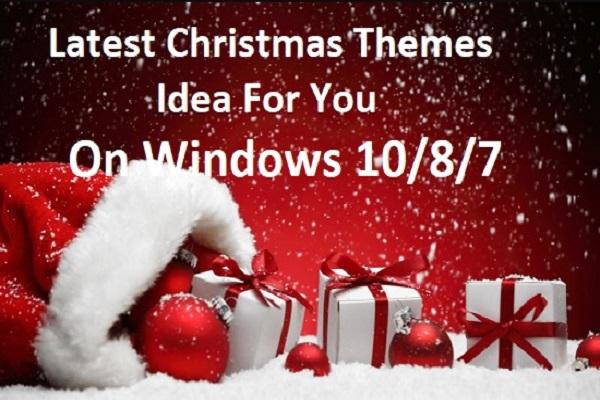 Christmas Themes for Windows 10