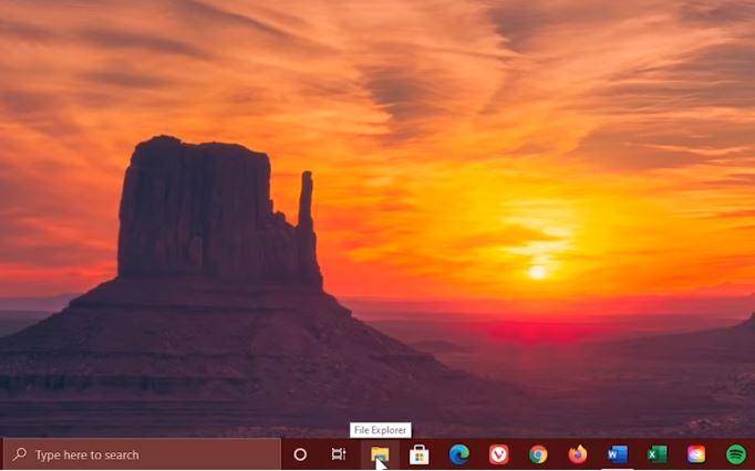 Open Multiple File Explorer in Windows 10