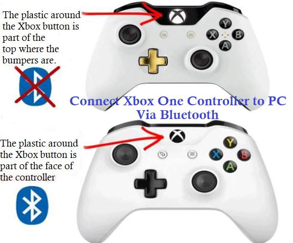 Cool Way to Connect Xbox One Controller to PC via Bluetooth