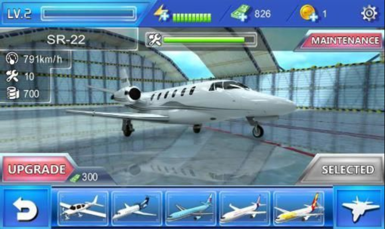 Flight Pilot Simulator 3D Free Download For Android and PC
